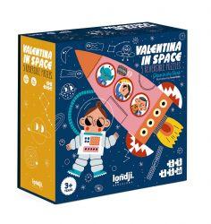 Puzzle / Valentina In Space
