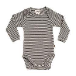 Bodysuit Long Sleeve / Stripe
