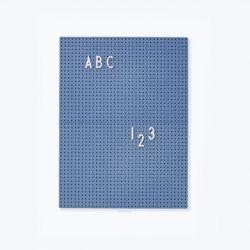 Message Board A4 / Blue