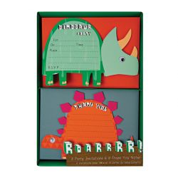 Dinosaur Invites & Thank You Notes