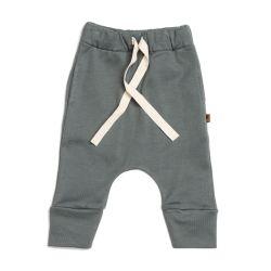Drawstring Pants / Petrol
