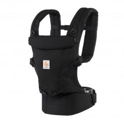 Babycarrier Adapt Black