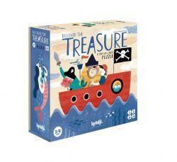 Puzzle / Discover The Treasure