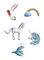 Tattoo / Unicorn