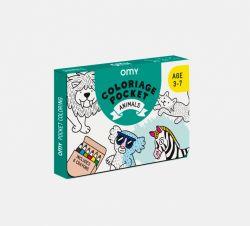 Coloring Pocket / Animals